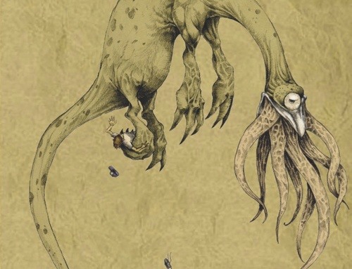 The Snallygaster