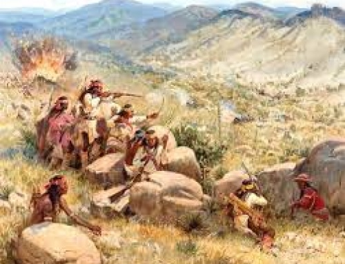 The Apache Wars Part Two: The Battle of Apache Pass