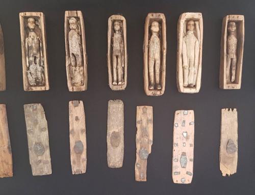 The Tiny Coffins of Edinburgh
