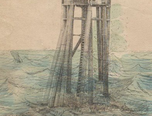 The Smalls Lighthouse Tragedy